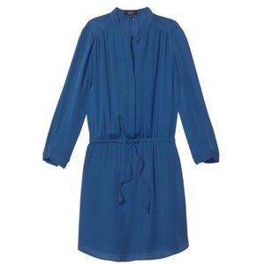 Aritzia Babaton Bennet Dress in Legion Blue
